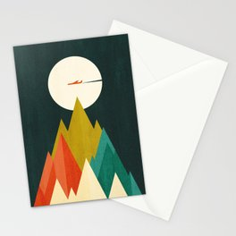 Life is a travel Stationery Cards