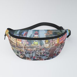 Times Square Tourists Fanny Pack