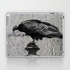 Cemetery Vulture Laptop & iPad Skin