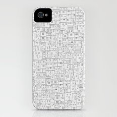 Favela rising Slim Case iPhone (4, 4s)