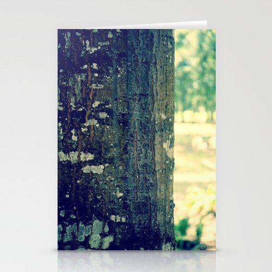 TreeBark Stationery Cards