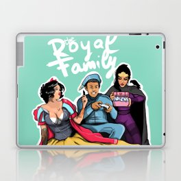 The Royal Family Laptop & iPad Skin