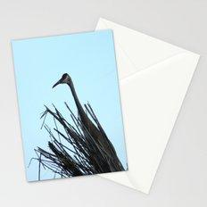 Crane Hiding Stationery Cards
