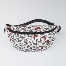 Bad to the Bone Fanny Pack