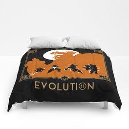 Dragon Ball - Goku Evolution Comforters