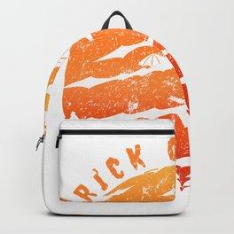 Acid Geek Horror Fear Halloween Dark Backpack
