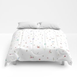Pretty and Sweet Florals Comforters