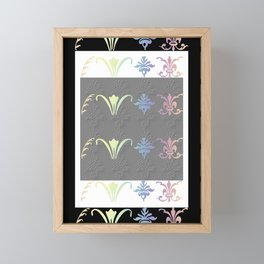 Fleur Design Framed Mini Art Print