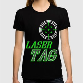 Funny Laser Tag Party T-Shirt Mode On Laser tag T-shirt