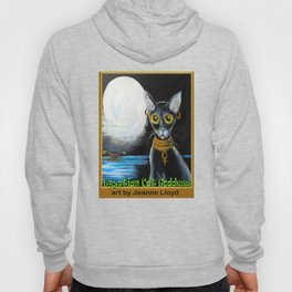 Egyptian Cat Goddess Hoody