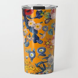 Summer Botanical Garden IX Travel Mug