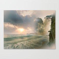 Dream Destination Canvas Print