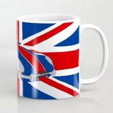 Shaguar (on Union Jack) Mug