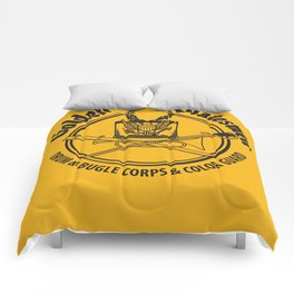 Golden Statesmen Drum and Bugle Corps another version Comforters
