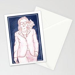 Madam President if Ya Nasty Stationery Cards