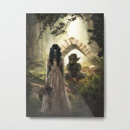 Are You My Daddy? Metal Print