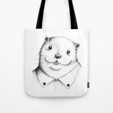 Cute Otter ! Tote Bag