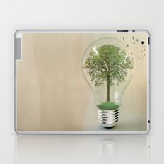 green ideas Laptop & iPad Skin