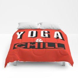 Yoga & Chill Comforters