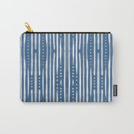 Shibori Tribal #society6 #shibori Carry-All Pouch