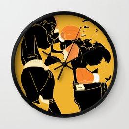 Tyson Wall Clock