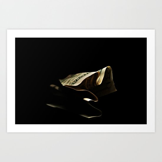 folding Art Print