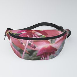 THE FUCHSIA IS BRIGHT - PINK Fanny Pack