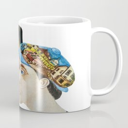 Paris is the Capital of Fashion and Love (Watercolour) Coffee Mug