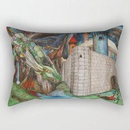 Queen Assarrakyn Rectangular Pillow