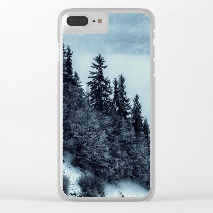 Forest 2 Clear iPhone Case