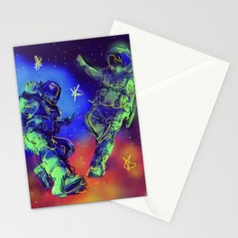 lil,futur,rapper,rap,album,space,graffiti,art,painting,lyrics,trap,song,cover,color,astronaut,outter Stationery Cards