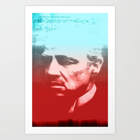 GODFATHER - Do I have your Loyalty? Art Print