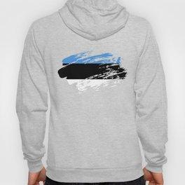Estonia Flag Shirt Hoody