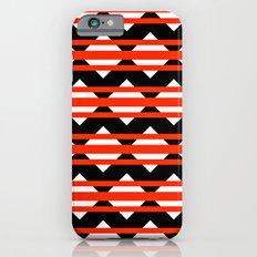 Vreugdehil Black & Red iPhone 6s Slim Case