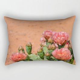 Cacti in Bloom - 5 Rectangular Pillow