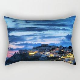 Santorini 30 Rectangular Pillow