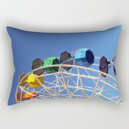 fun fair Rectangular Pillow