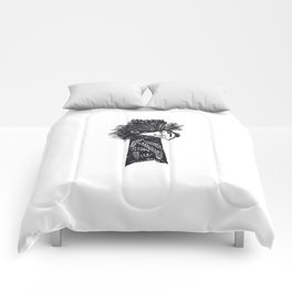 Ostrich Comforters
