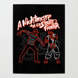 A Nightmare Poster