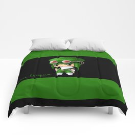 Chibi Zazu Comforters