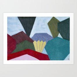 Niva Art Print