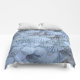 Elegant Seashells Comforters