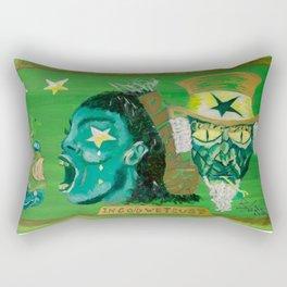 In Go/d We Trust Rectangular Pillow