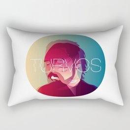 Turvos - Our Homemade Music Band Rectangular Pillow