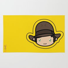 Indiana Jones Kawaii Rug