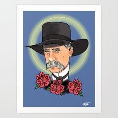 Virgil Earp Art Print