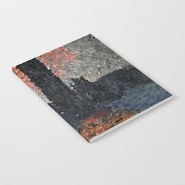 London Fog Notebook