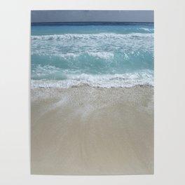 Carribean sea 5 Poster
