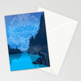 Wolf River Stationery Cards