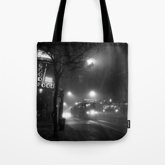 A Streetcar Named Noir Tote Bag